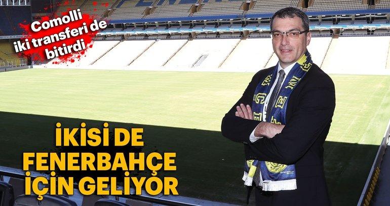 İkisi de Fenerbahçe için geliyor
