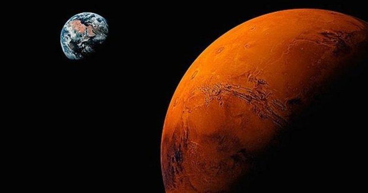 Mars 15 yıldan bu yana Dünya'ya hiç bu kadar yakın olmamıştı