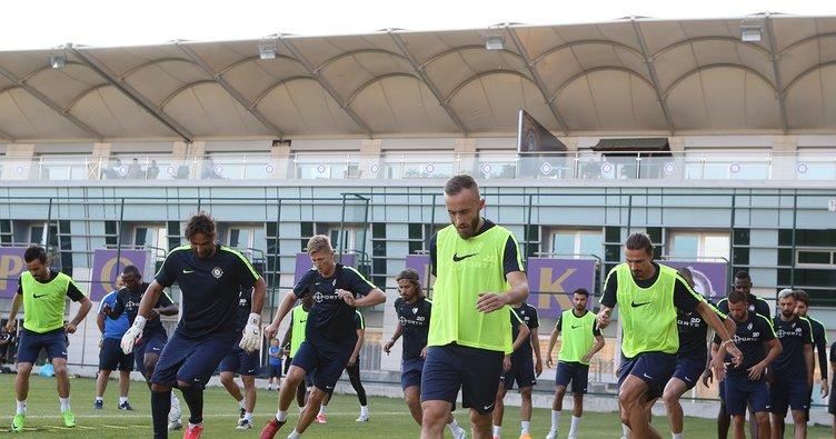 Osmanlıspor sezonu açtı