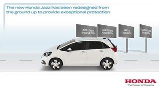 Honda Jazz Havayastığı ile fark yaratıyor | Video