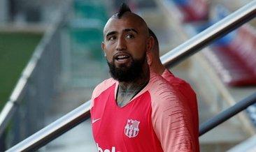 Barda kavga eden Arturo Vidal'e 800 bin Euro para cezası