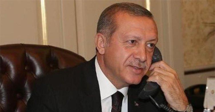 Başkan Erdoğan, Kuveyt Emiri El Sabah ile telefonda görüştü
