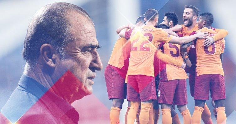 Galatasaray'da Fatih Terim'in Lazio'yu imha planı hazır