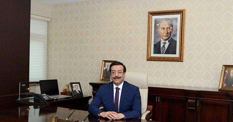 Başkan Atilla'dan sağlıkçıların bayramını kutladı
