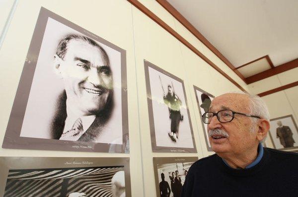 Atatürk'ün ''güleç yüzlü fotoğrafları gün yüzüne çıktı