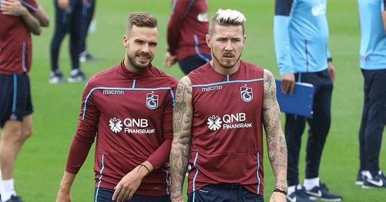 Son dakika: Trabzonspor, Kucka için Parma ile anlaştı