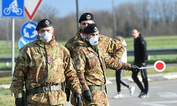 İtalya'da koronavirüs nedeniyle ölenlerin sayısı 366'ya yükseldi