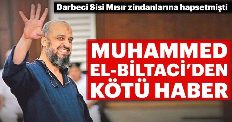 Muhammed el-Biltaci'den kötü haber!