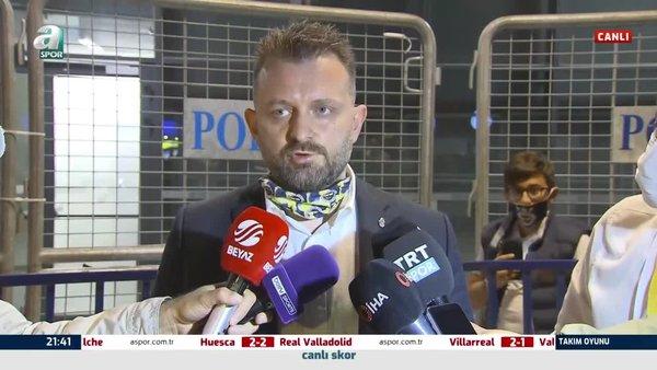 Fenerbahçeli yöneticiden penaltı isyanı!