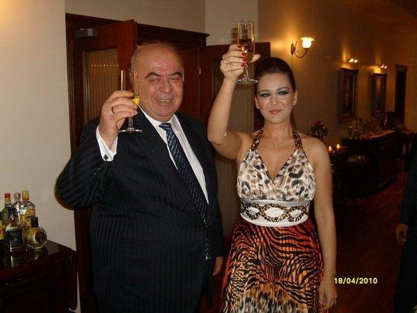 Pınar Dilşeker ve Ahmet Hamoğlu