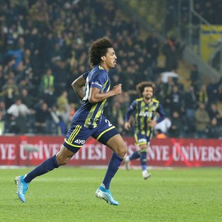 Fenerbahçe'nin görev adamı Luiz Gustavo