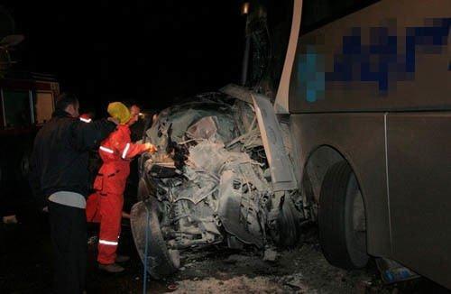 Erzincan'da trafik kazası
