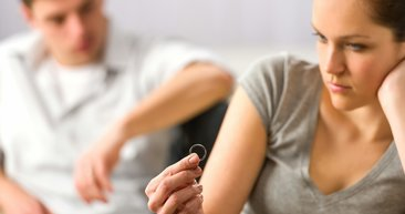 Erkekler ve kadınlar için boşanma sürecinin etkileri!