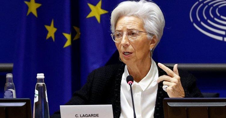 ECB Başkanı Lagarde: Ekonomik büyüme için tünelin sonunda ışık görüyor