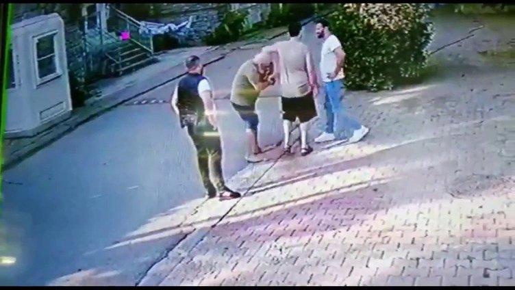 Son dakika: Yaşlı adamı darp etmişti... Halil Sezai tutuklandı