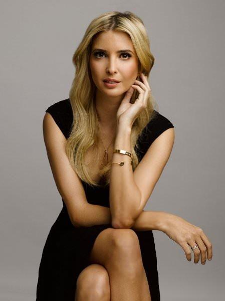 Yeni ABD Başkanı Donald Trump'ın kızı Ivanka