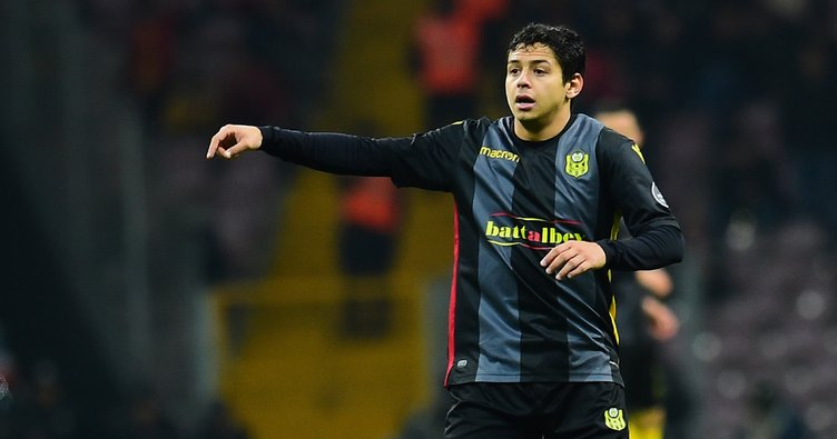 Trabzonspor'un transfer listesinde olan Guilherme Trabzon'a geldi