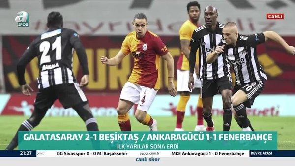 Galatasaray-Beşiktaş derbisinde penaltı kararları doğru mu?
