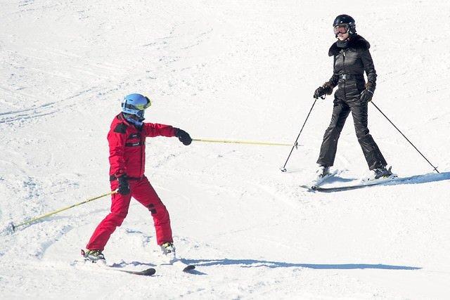 Kate Moss kayak yaparken düştü