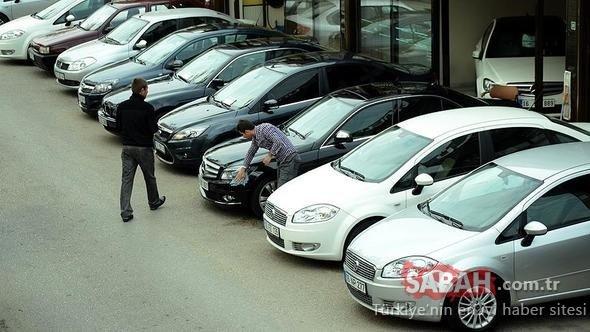 İkinci el araba alacaklar dikkat! Eğer araba alırken bunları görürseniz bir daha düşünün!