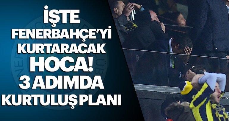 Gürcan Bilgiç: 3 adımda Fenerbahçenin kurtuluş planı