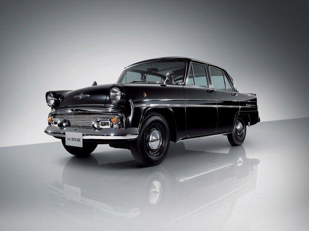 Otomobillerin ilk modelleri ve son halleri