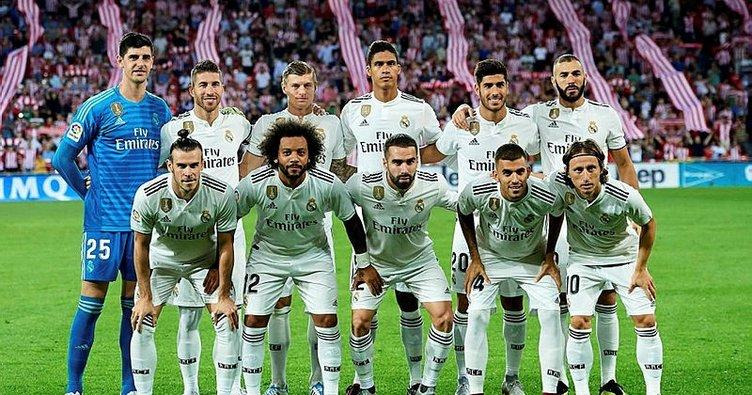 Şampiyonlar Ligi'nin en başarılı takımı Real Madrid