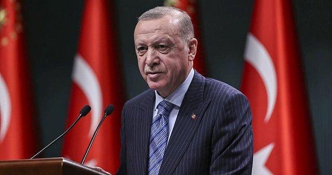 Başkan Erdoğan'dan Ziraat Türkiye Kupası'nı kazanan Beşiktaş'a tebrik