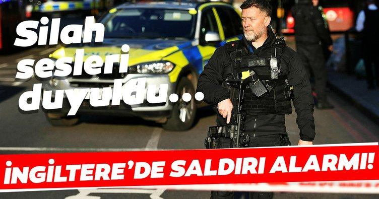 Son dakika: İngiltere'de saldırı alarmı!