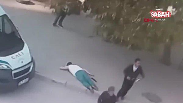 Kendisini bacağından vuran müşterisini arkadaşına öldürttü | Video