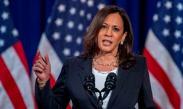 Kamala Harris, ABD Başkan Yardımcısı olmak için California Senatörlüğünden istifa etti