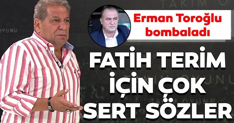 Son dakika haberi: Erman Toroğlu'ndan Yeni Malatyaspor - Galatasaray karşılaşması için flaş yorumlar