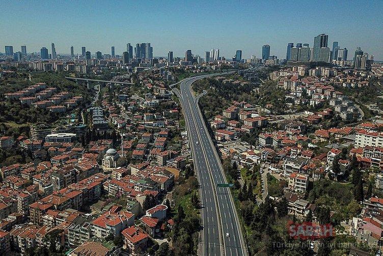 Bütün ülkelerden Koronavirüs ile ilgili fotoğraf gönderen AFP, Türkiye'yi böyle gördü