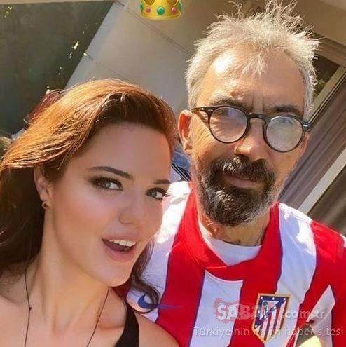 Fahriye Evcen'in oğlu Karan karizmasıyla babası Burak Özçivit'e benzetiliyor ama... Bir de Burak Özçivit'in babası Bülent Özçivit'i görün!