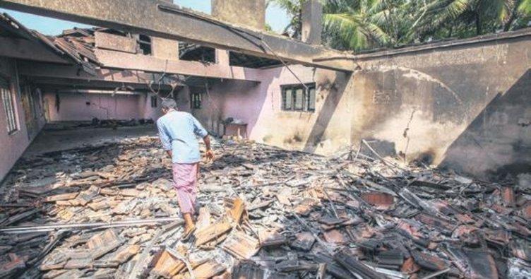 Sri Lanka'da Müslümanlar hedefte