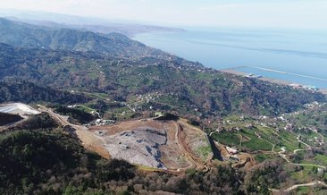 Trabzon ve Rize'nin çöp üretimi 9,2 kat arttı