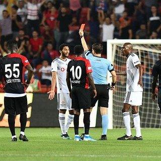 Beşiktaş'ta Mohamed Elneny'nin cezası belli oldu