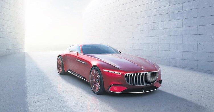 Mercedes-Benz'den gövde gösterisi