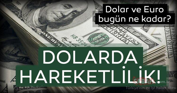 SON DAKİKA! Dolar kuru bugün ne kadar kaç TL oldu! 11 Ekim canlı dolar euro alış satış fiyatı anbean takip et