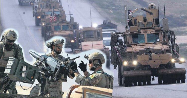 ABD: Suriye'den çekilme başladı