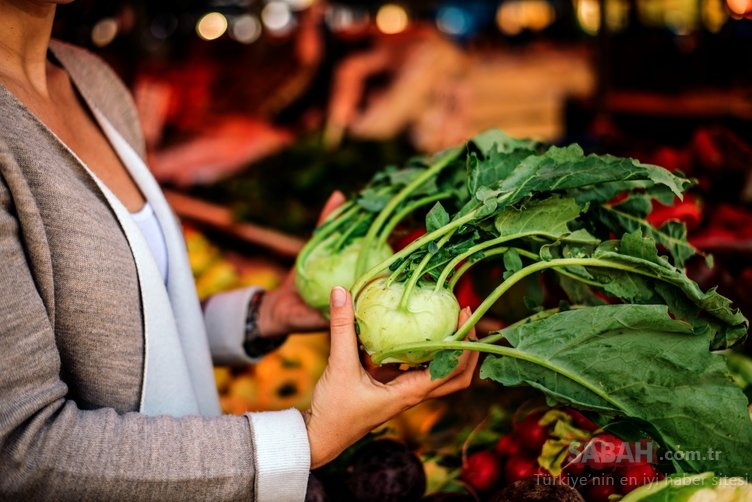 Şeker hastalığından kansere her derde deva! İşte mucize besin alabaş faydaları ile şaşırtıyor!