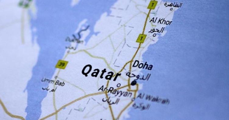 Katar'a ablukada olumlu bir gerileme