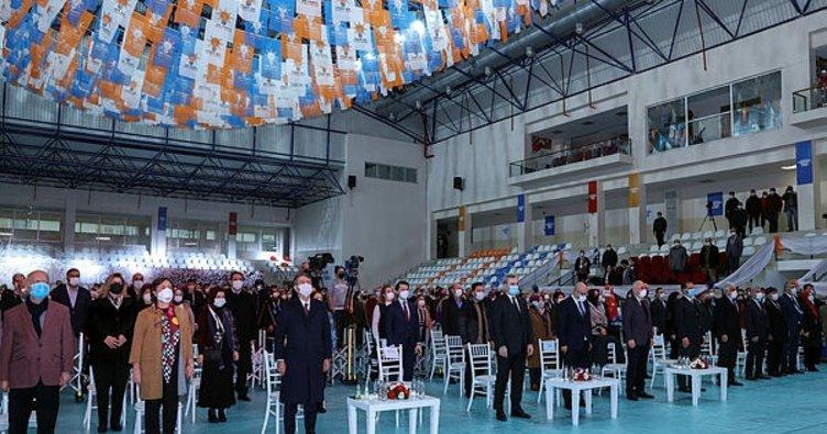 AK Parti İstanbul'da Maltepe ve Kartal ilçe kongreleri yapıldı