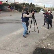 Ramallah'ta Filistinlilere müdahale!