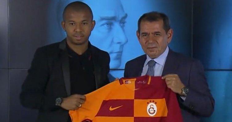 Galatasaray'ın yeni transferi Mariano imzaladı
