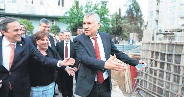 CHP'de yine anket skandalı