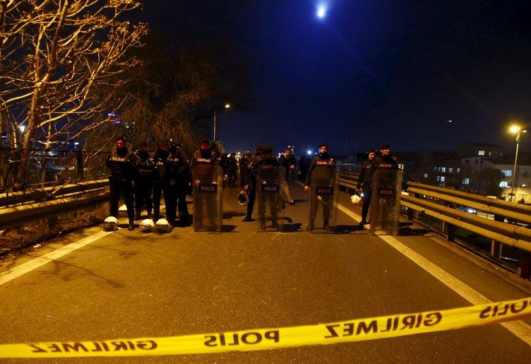 İstanbul Bayrampaşa'da büyük patlama