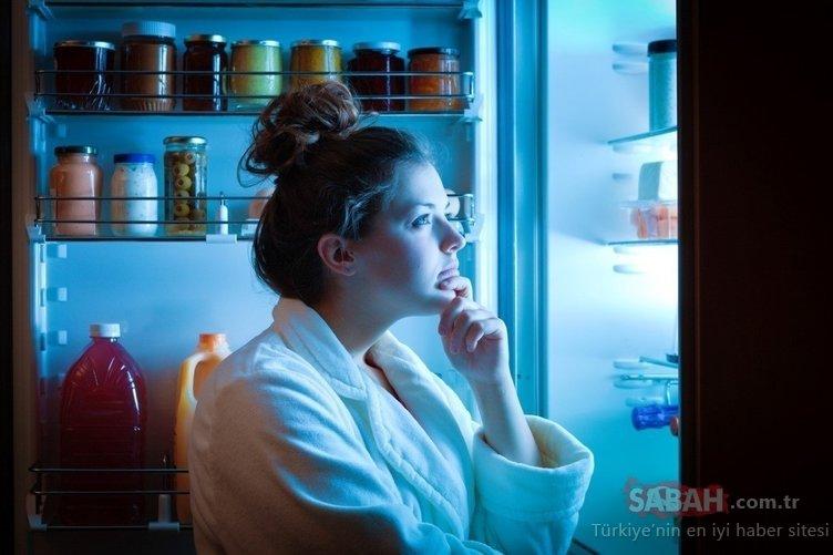Bu gıdaları gece yerseniz vücudu baştan sona temizliyor!