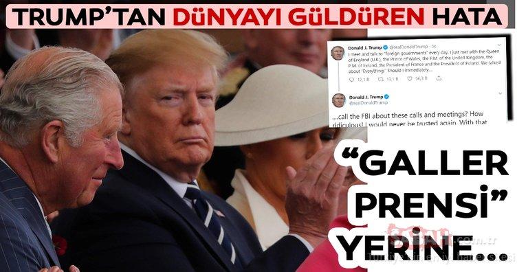 Trump'ın Balinalar Prensi ile görüşmesi espri konusu oldu