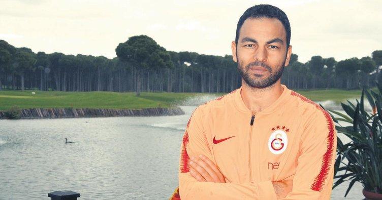 Galatasaray benden ne isterse o olacak